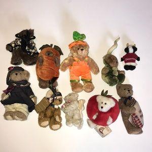Boyd's Bear Lot of 10